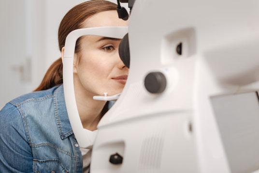 Portland Eye Exam